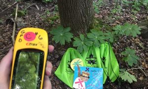 Geocaching in Geauga Park District