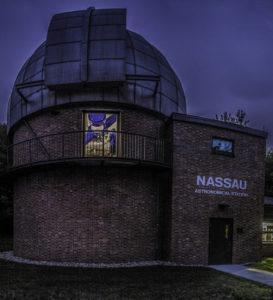 Nassau Astronomical Station at Observatory Park