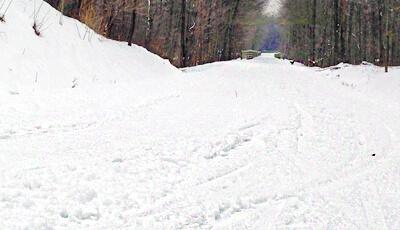Mountain Run Station Trails